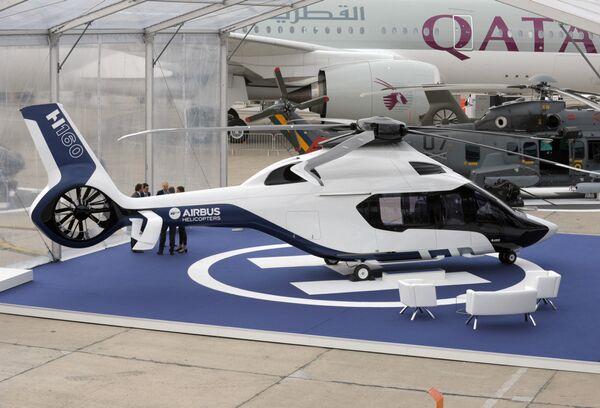Международный авиакосмический салон Paris Air Show 2015 в Ле-Бурже
