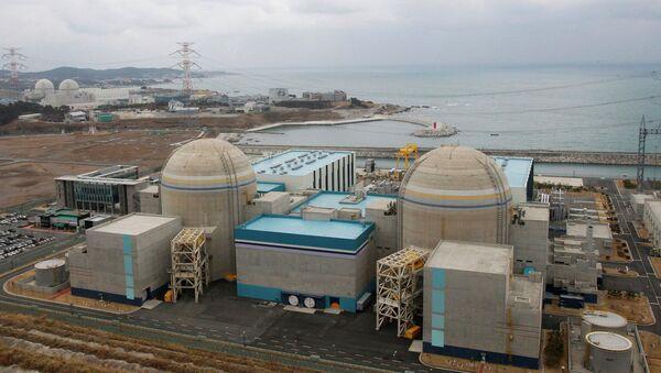 АЭС, Южная Корея. Архивное фото