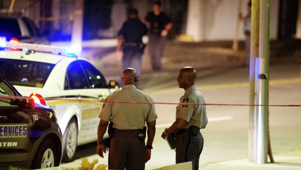 Полиция в США, архивное фото