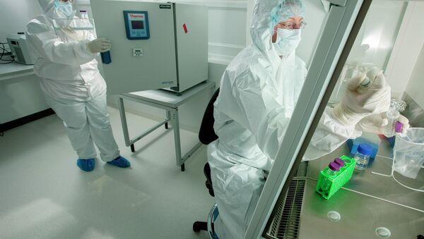 Лаборатория, в которой палеогенетики «воскрешали» ДНК кенневикского человека