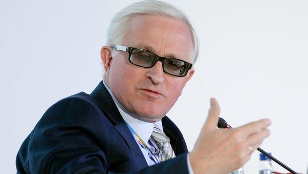 Президент, Российский союз промышленников и предпринимателей (РСПП) Александр Шохин. Архивное фото