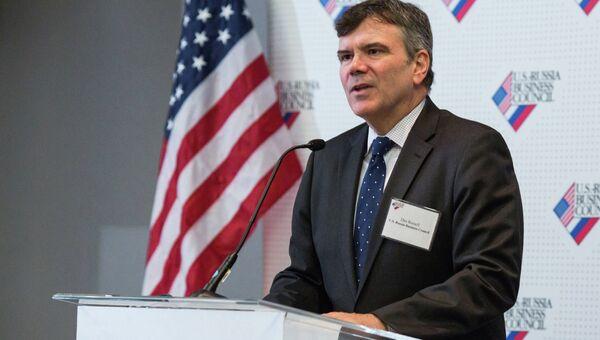 Президент Американо-российского делового совета Дэниел Рассел. Архивное фото