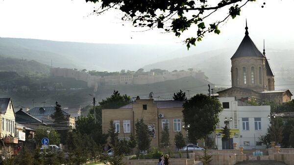 Город Дербент. Архивное фото