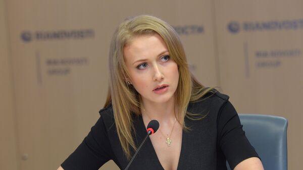 Главный редактор информационно-аналитического издания Украина.РУ Алена Березовская