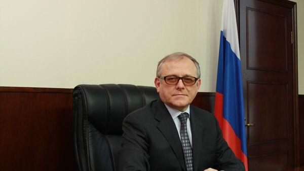 Посол Российской Федерации в КНДР Александр Мацегора