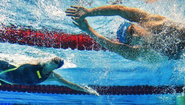 Пловцы на Играх в Баку. Архивное фото