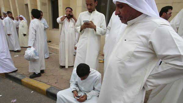 Теракт в мечети Кувейта. Архивное фото