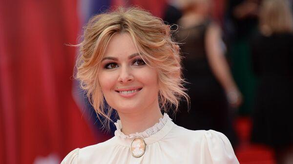 Депутат Госдумы РФ Мария Кожевникова на церемонии закрытия 37-го Московского Международного Кинофестиваля в Москве.