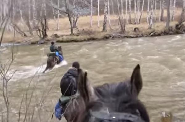 Путешествие по России: Кош-Агач