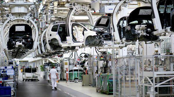 Завод по сборке автомобилей