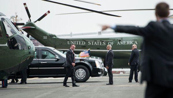 Секретная служба США. Архивное фото