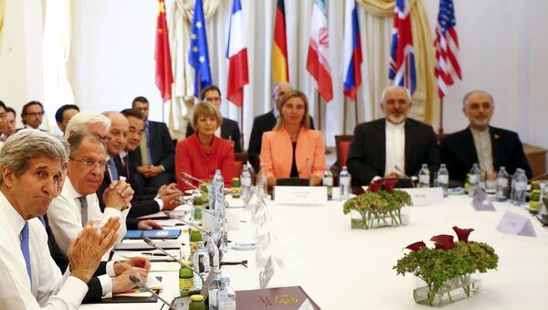 Переговоры ядерной программе Ирана. Вена. Австрия. 6 июля 2015 года
