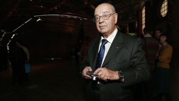 Основатель Фонда некоммерческих программ Династия, профессор ГУ ВШЭ Дмитрий Зимин. Архивное фото