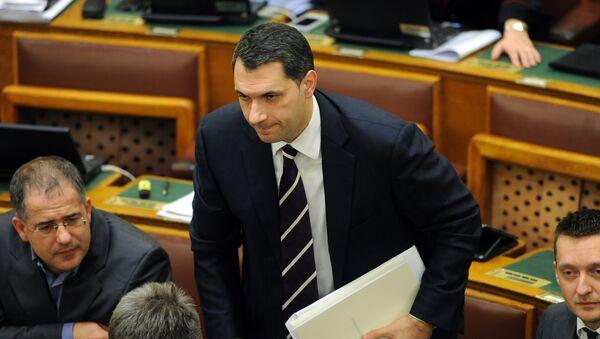 Глава кабинета премьер-министра Венгрии Янош Лазар. Архивное фото