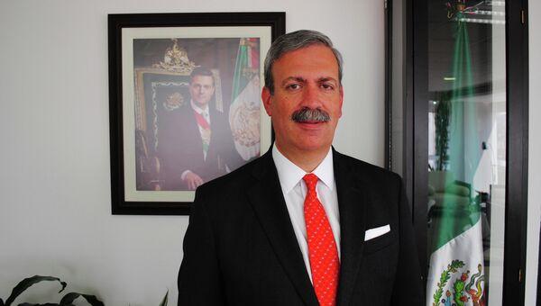 Генеральный директор агентства PROMEXICO Франсиско Гонсалес Диас