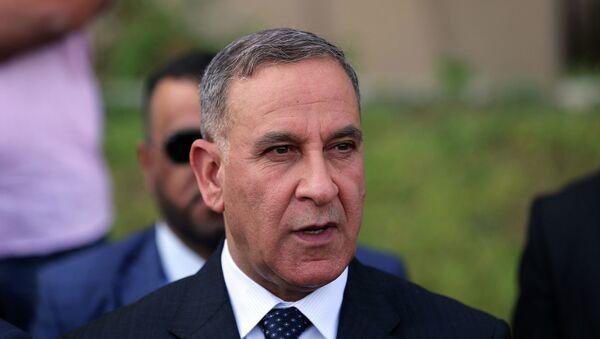 Экс-министр обороны Ирака Халед аль-Обейди. Архивное фото