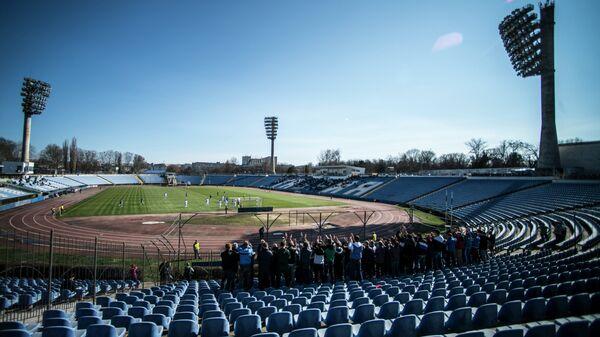 Стадион ТСК в Симферополе
