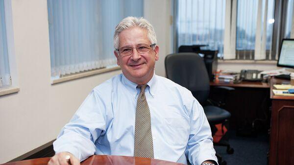 Президент Американской торговой палаты в России (AmCham) Алексис Родзянко. Архивное фото