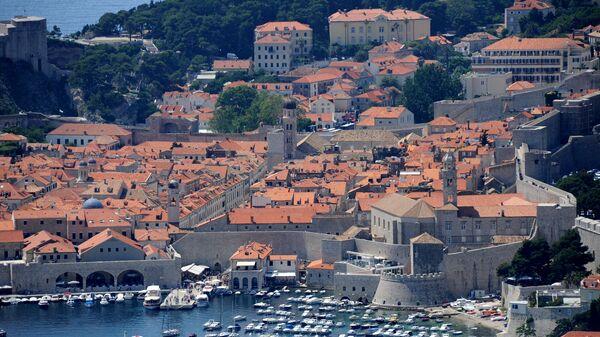 Вид на Дубровник. Архивное фото