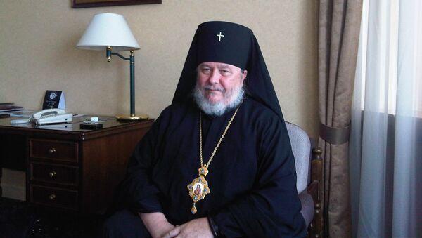 Архиепископ Оттавский и Канадский Ириней