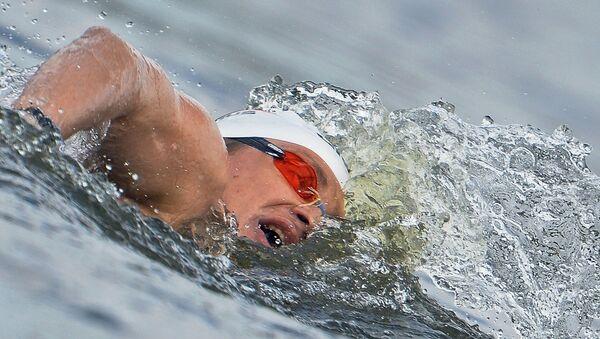 Российский спортсмен Евгений Дратцев. Архивное фото