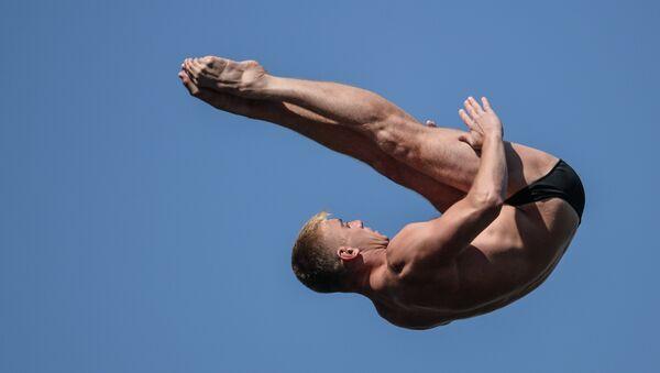 Чемпионат мира FINA 2015. Хайдайвинг. Мужчины. Вышка 27 м. Предварительный раунд
