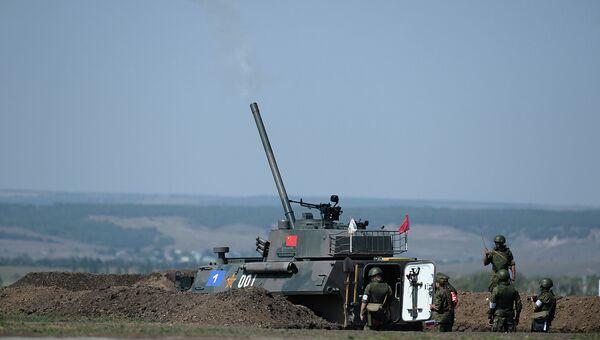 Конкурс минометных расчетов Мастера артиллерийского огня. Архивное фото