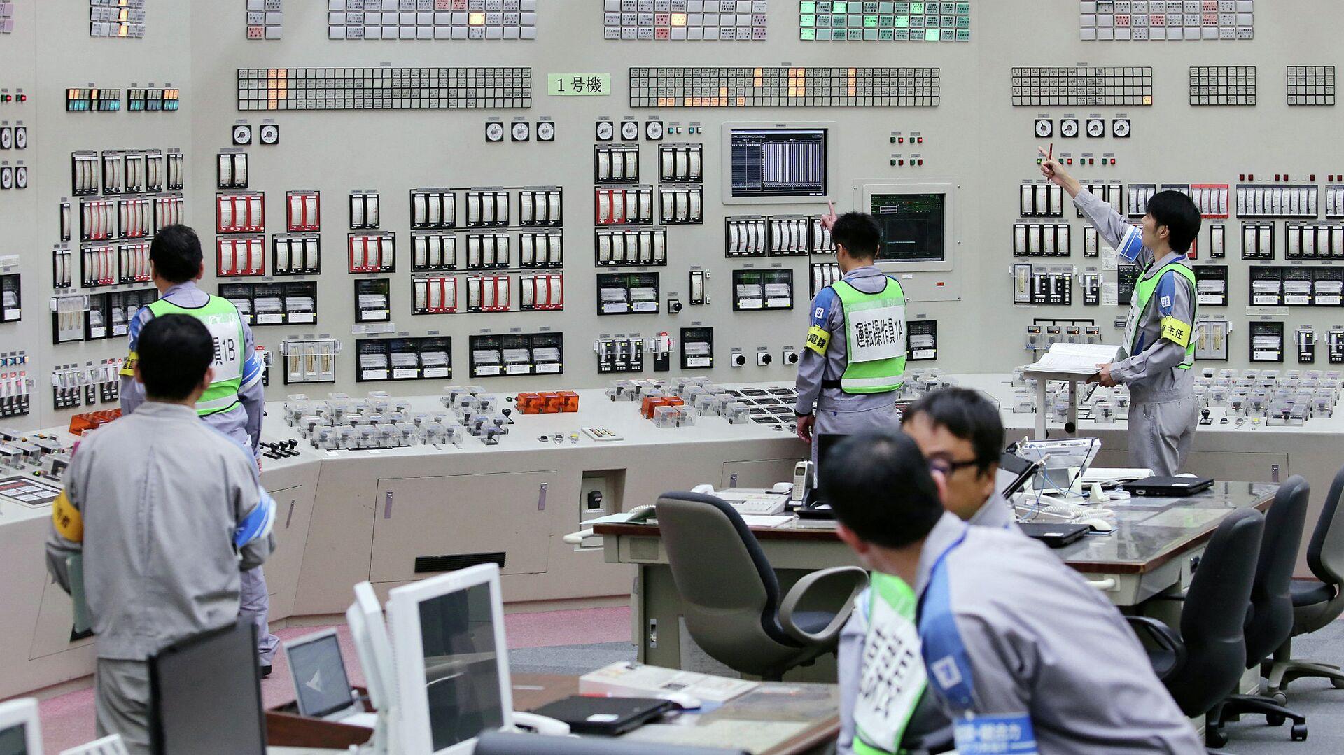 Перезапуск первого реактора АЭС Сэндай в Японии - РИА Новости, 1920, 11.11.2020