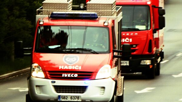 Пожарные машины, Чехия