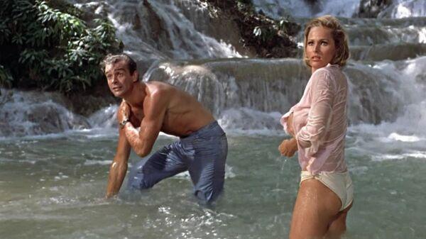 Кадр из фильма Доктор Ноу