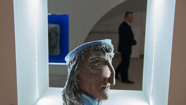 Выставка Скульптуры, которых мы не видим в Манеже. Архивное фото