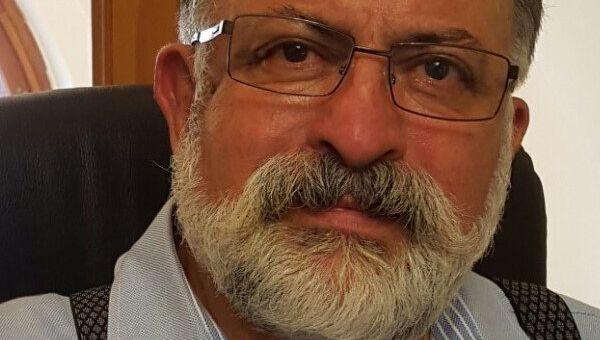 Глава совета Азия-банка Фархад Саиди. Архивное фото