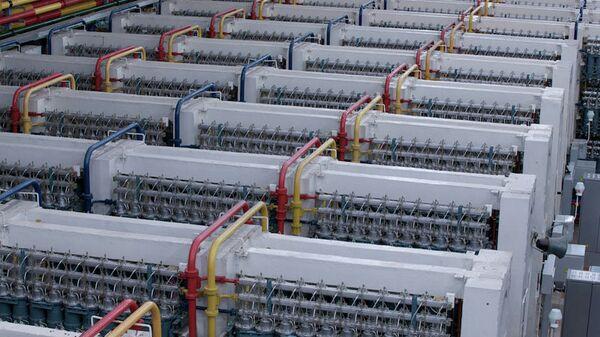 Газовые центрифуги на ПО Электрохимический завод (Зеленогорск)