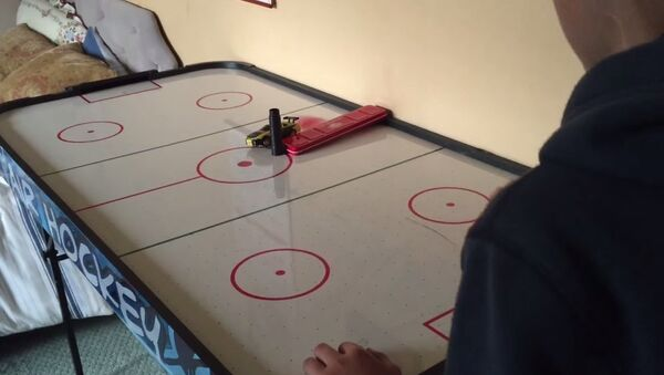 Оригинальный хоккей