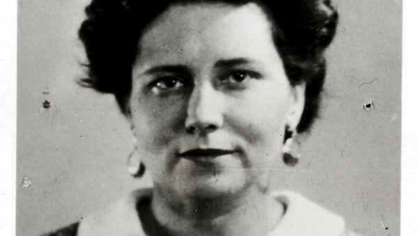 Писательница Дорис Лессинг