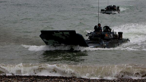 Боевые машины пехоты Военно-морских сил Народно-освободительной армии КНР