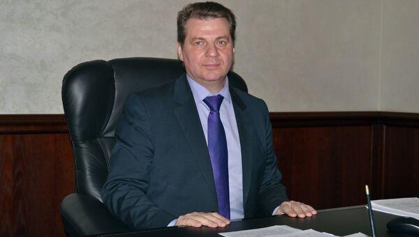 Генеральный директор научно-производственного предприятия Старт Владимир Третьяков