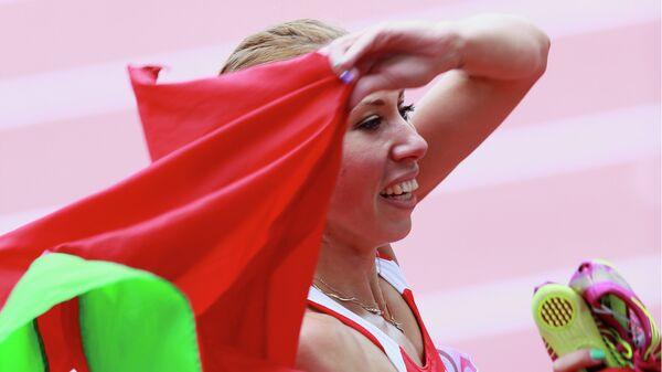 Белорусская бегунья Марина Арзамасова. Архивное фото