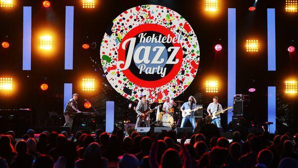 Международный джазовый фестиваль Koktebel Jazz Party. Британский гитарист Уилл Джонс