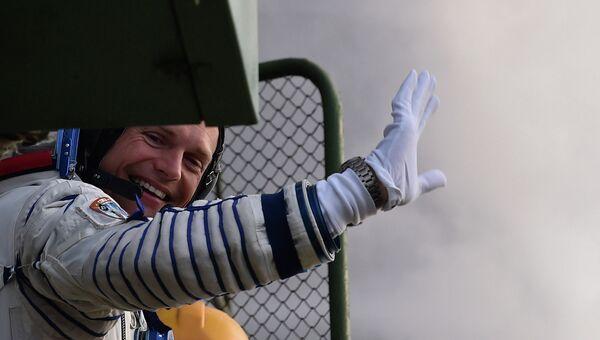 Астронавт ЕКА Андреас Могенсен. Архивное фото