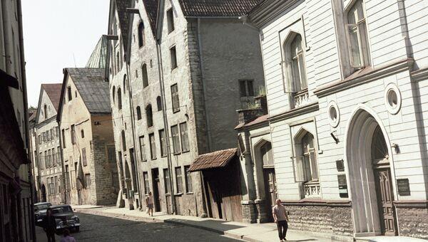 Группа зданий Три сестры. Таллин. Эстония