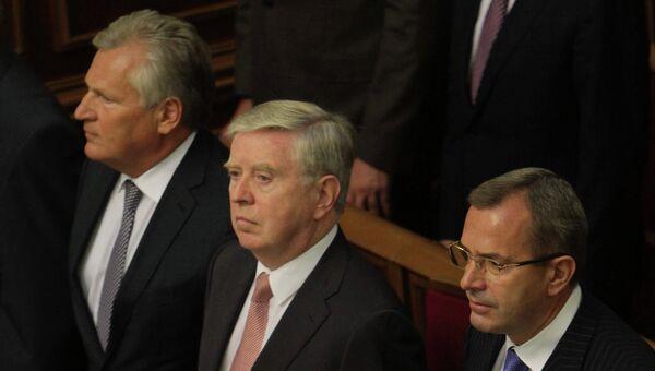 Открытие третьей сессии Верховной Рады