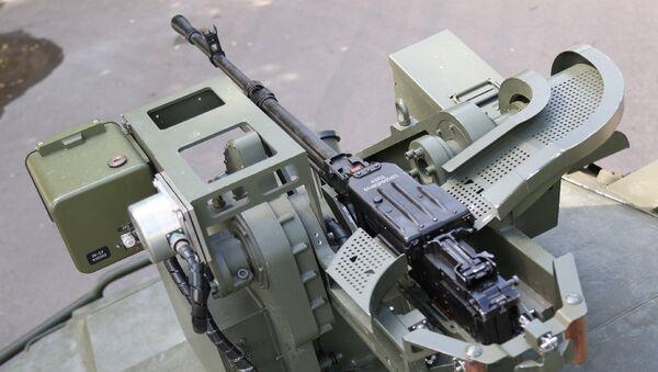 Боевой модуль Арбалет-ДМ. Архивное фото