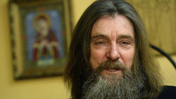 Российский путешественник Федор Конюхов