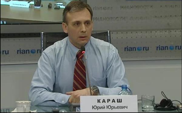 Член-корреспондент Российской академии космонавтики имени Циолковского Юрий Караш