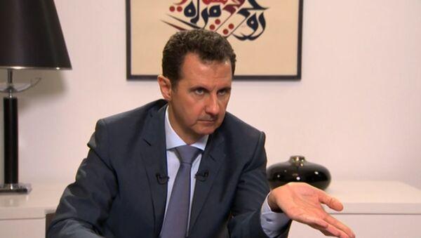Президент Сирии Башар Асад назвал события в Ираке истоком конфликта в стране