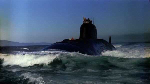 Подводная лодка военно-морского флота СССР