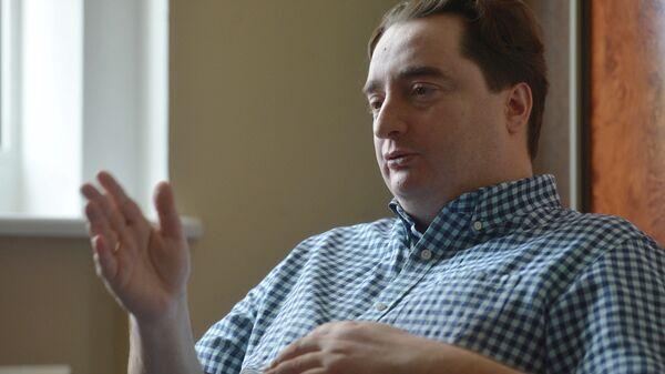 Главный редактор украинского интернет-издания Страна.ua Игорь Гужва