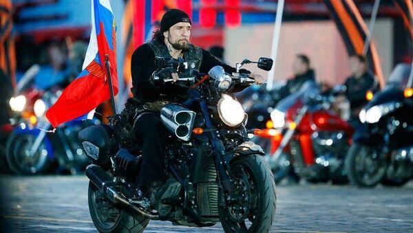 Лидер Ночных волков Александр Залдостанов (Хирург)