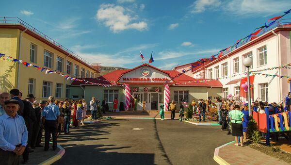 Новый детский сад Маленькая страна в райцентре Учкекен Малокарачаевского района КЧР